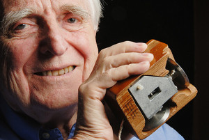 Douglas Engelbart és az első egér