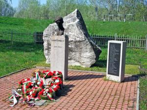 Radnóti Miklós sírhelye