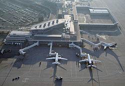 Budapest Liszt Ferenc Repülőtér Terminál 2