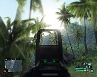 Crysis lighting