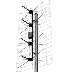Erősítős Nagylepke Uhf Antenna
