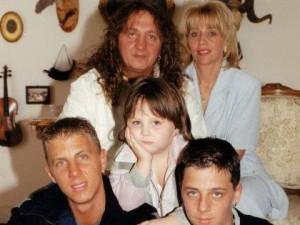 Zámbó család