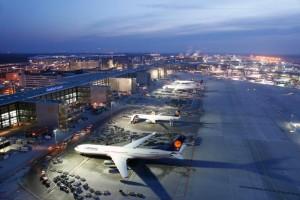 Frankfurti Repülőtér