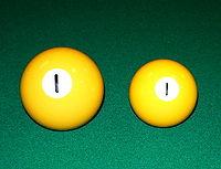 Orosz és pool golyó