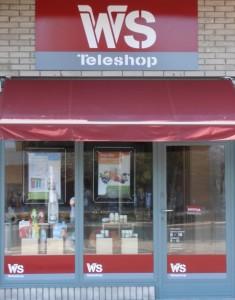 WS Teleshop üzlet