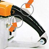biztonsági gázkar 1971