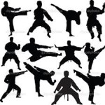Karate mozdulatok