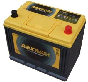 AGM akkumulátor