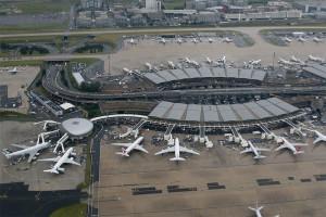 Charles de Gaulle  repülőtér