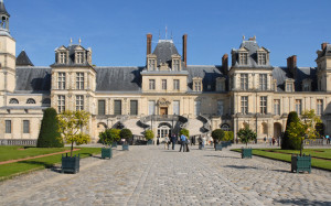 Fontainebleau kastély