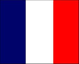 Franciaország zászlaja