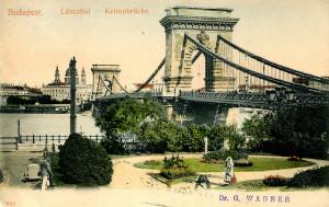 Régi magyar képeslap 1905-ből