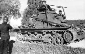 SdKfz. 265 Kleiner Panzerbefehlswagen I