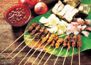 Szingapúri étel