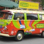 Volkswagen Bus változat