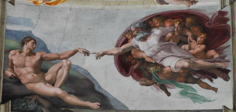 Ádám teremtése
