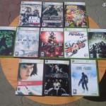 XBOX játékok