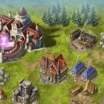 Palota és környéke
