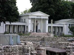 Aquincumi Múzeum (kép forrás: minibusz.lapunk.hu)