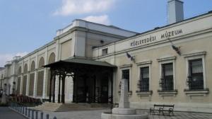 Közlekedési Múzeum (kép forrás: budapest.varosom.hu)