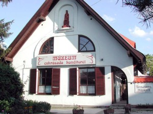 Marcipán Múzeum (kép forrás: keszthely.hu)