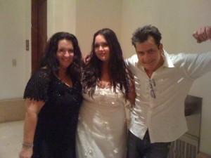 Paula, Cassandra és Charlie
