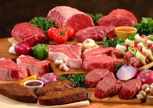 Vörös húsok