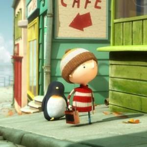 A kisfiú és a pingvin
