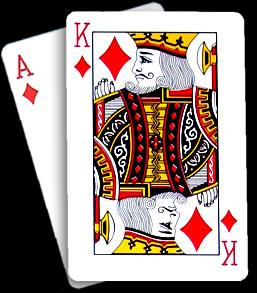 Blackjack - A lapok összértéke 21