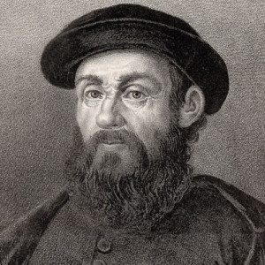 Ferdinand Magellán