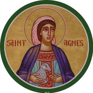 Szent Ágnes