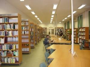 ZMNE könyvtár