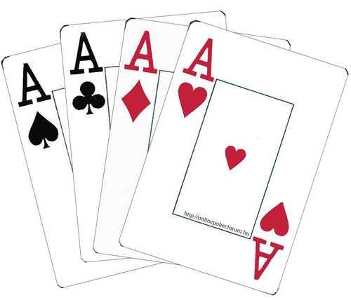 Ász-póker