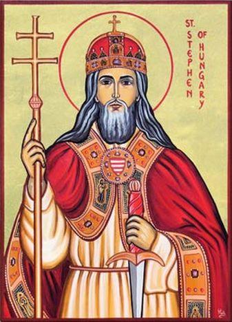 I. Szent István magyar király