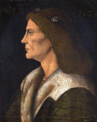 I.Matyas király
