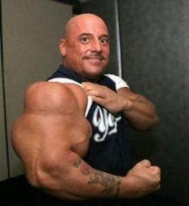 edzett bicepsz