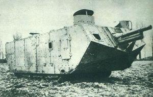 Francia-tank