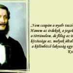 Kossuth idézet