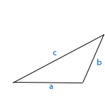 általános háromszög