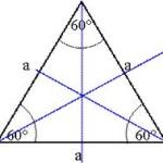 egyenlő oldalú háromszög