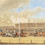 Lóverseny a 19. században
