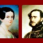 Széchenyi és felesége