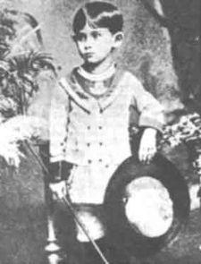 Gyerekkoraban
