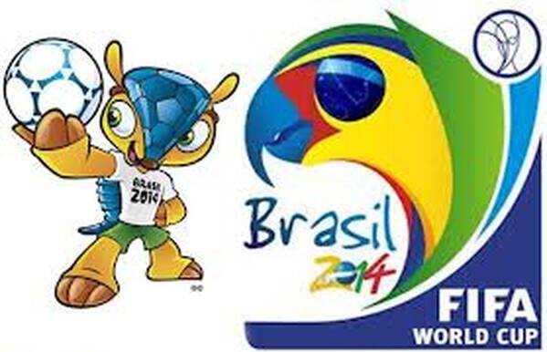 Labdarúgó VB 2014 Brazília