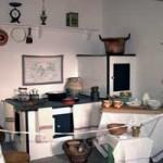 Munkácsy Emlékház, konyha