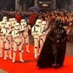 Darth Vader és a birodalmi hadsereg