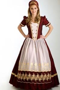 Palotás női ruha