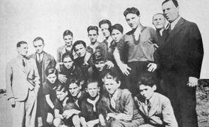 Kispesti-kolyokcsapat