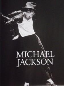 Táncoló Michael Jackson