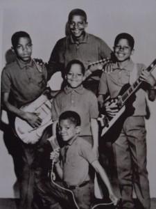 Jackson 5, a kezdet